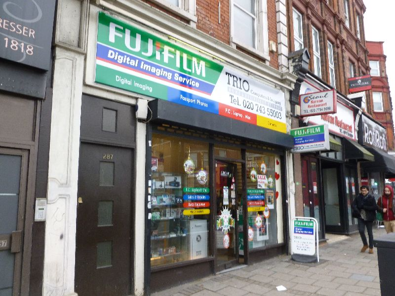 Finchley Road London NW3