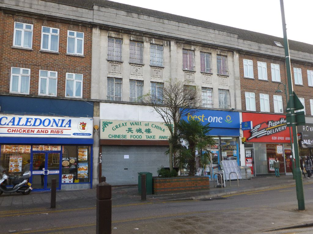 Shenley Road Borehamwood Herts WD