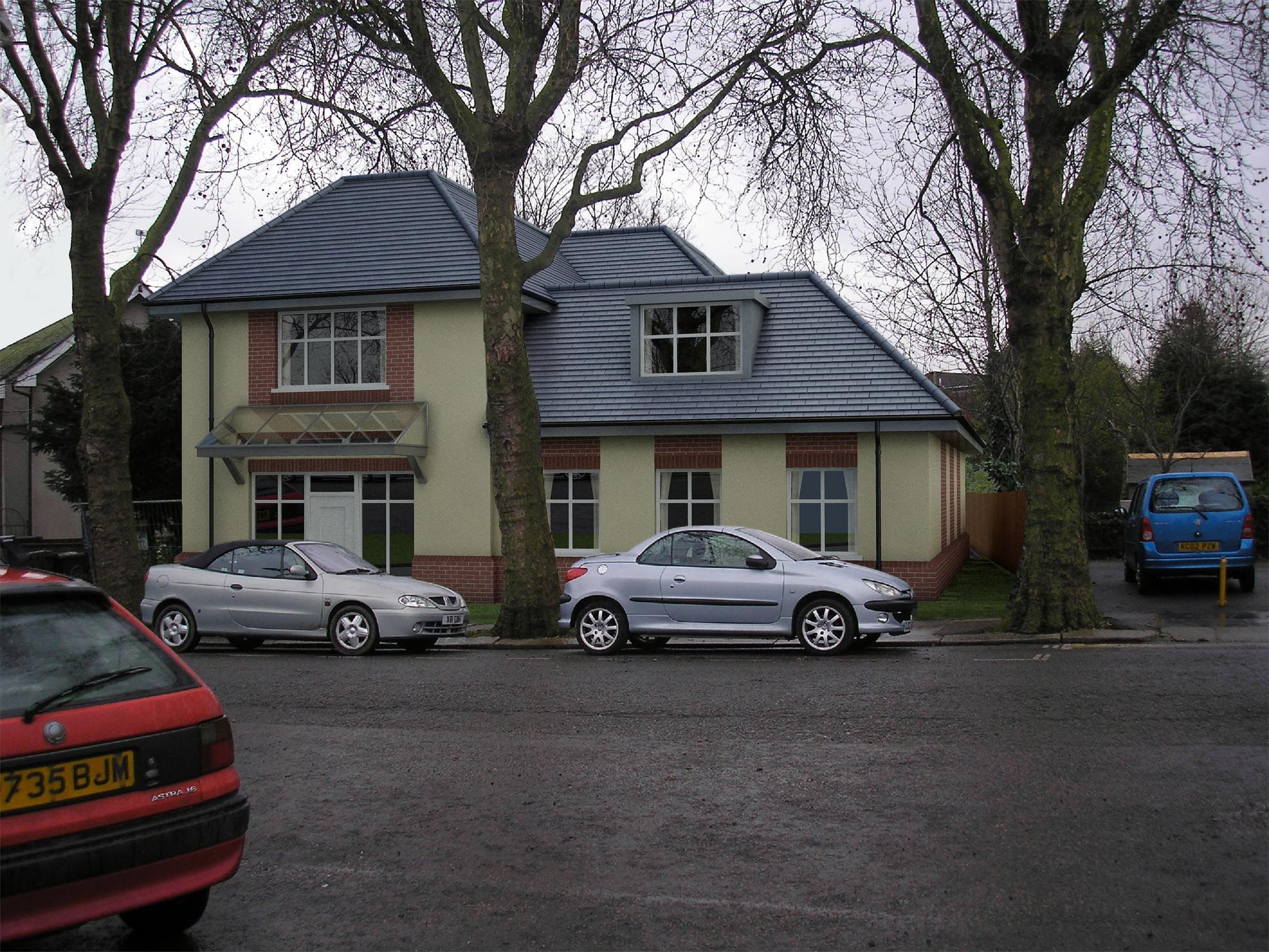 Woodberry Grove Finchley N12