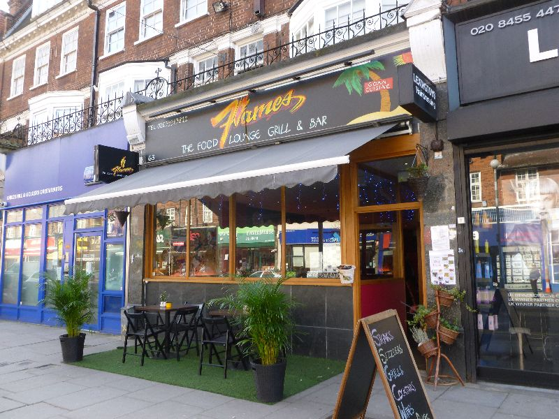 Golders Green Road NW11
