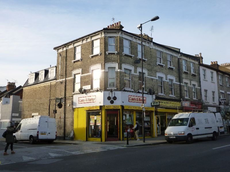 Askew Road London W12