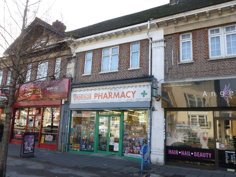 Burnt Oak Broadway London HA8