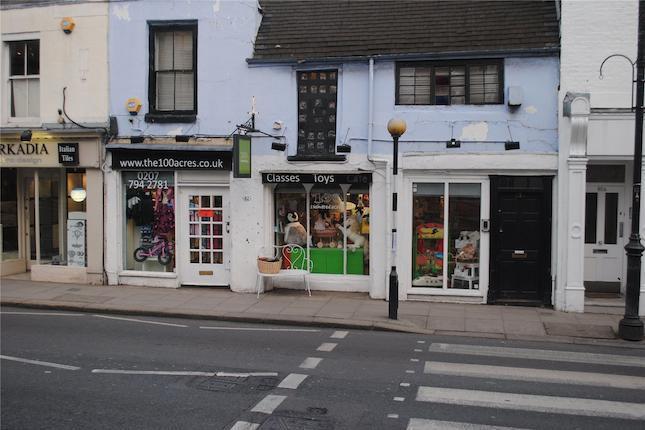 Heath Street Hampstead London NW3