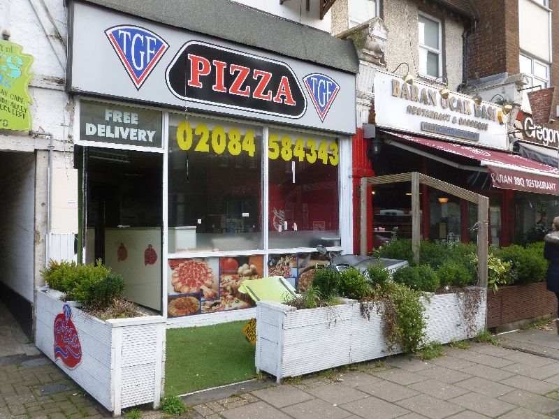 Finchley Road London NW11