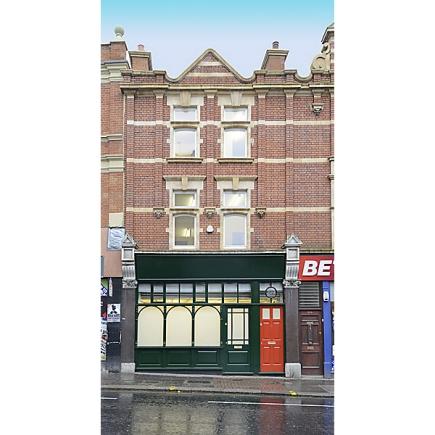 High Street Acton London W3