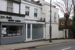 Heath Street Hampstead NW3
