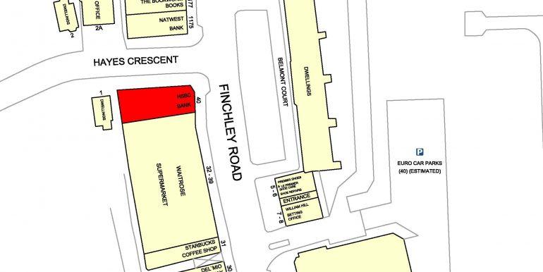 HSBC TempleFortune Site plan