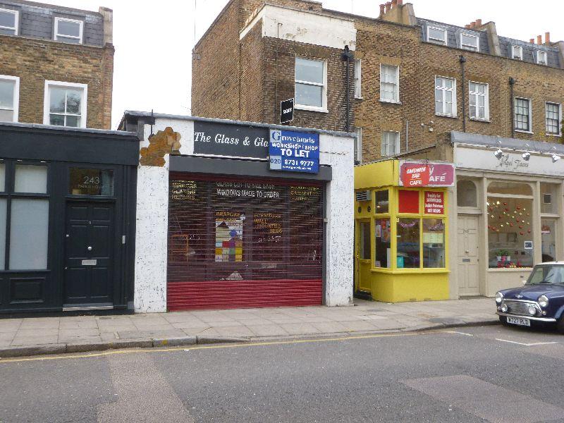245 Liverpool Road London N1 1LX