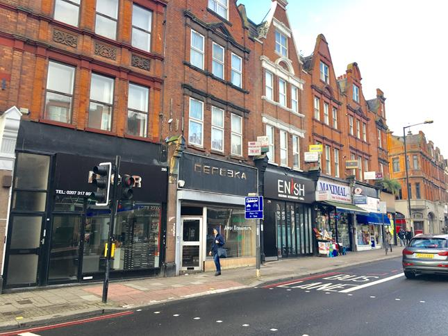 297 Finchley Road NW3