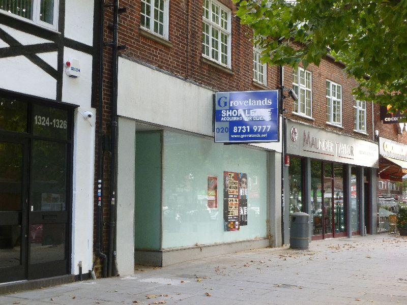1322 High Road Whetstone London N20