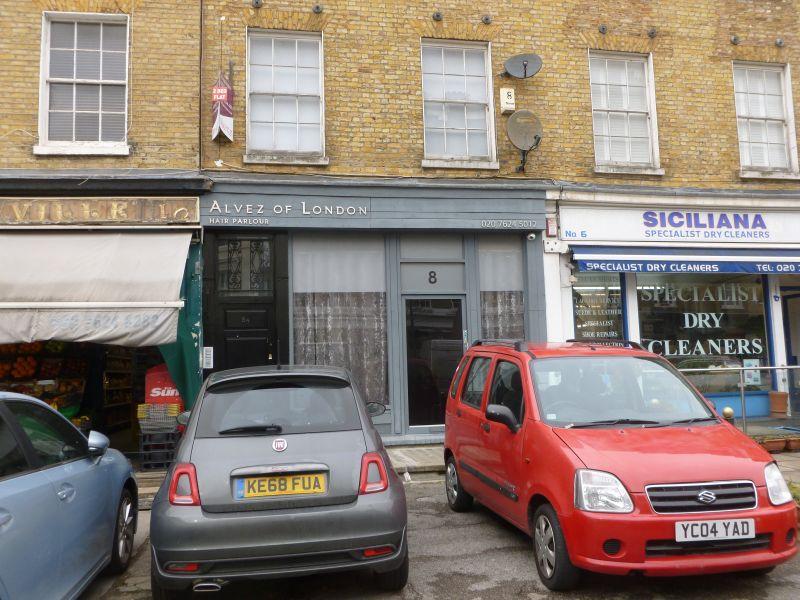 Bleinham Terrace London NW8