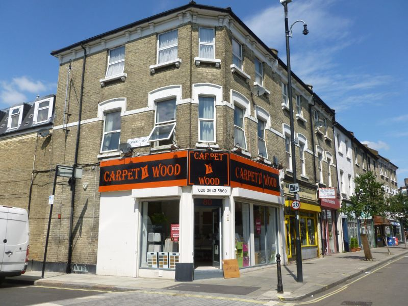 80 Askew Road London W12 9BJ