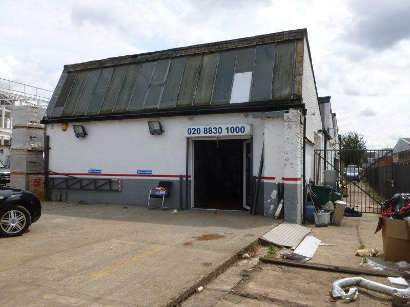 Sapcote Trading Estate Dudden Hill London NW10 1DG
