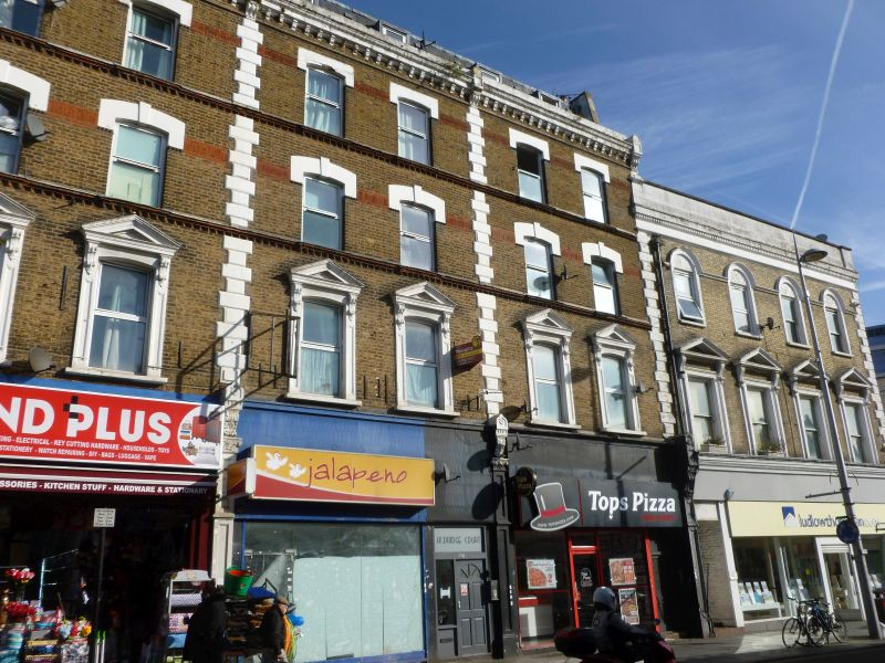 High Street Acton W3 Grovelands