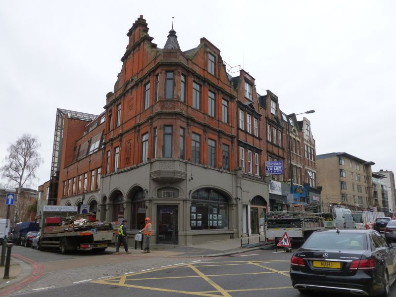 307-309 Finchley Road London NW3 6EH