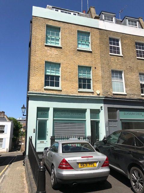 Bleinheim Terrace St Johns Wood London NW8 0EB