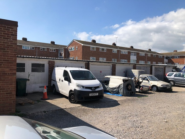 Garages The Strand Worthing E. Sussex BN12 6DH