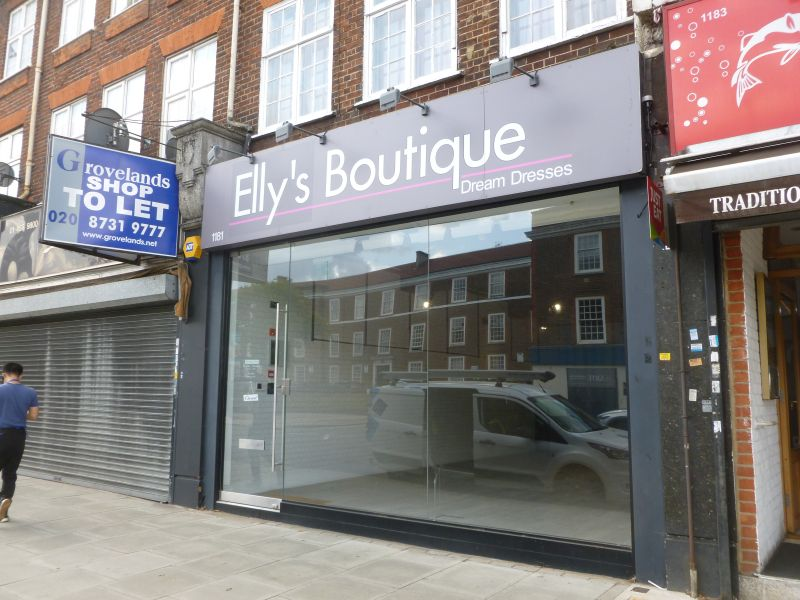 1181 Finchley Road NW11 0AA