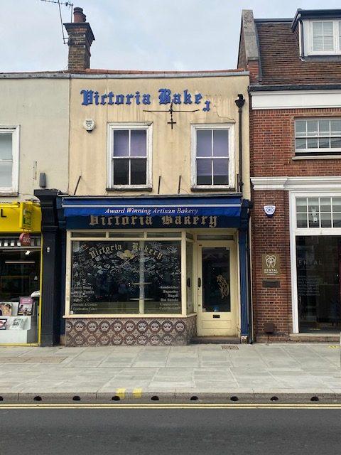 Victoria Bakery 83 High Street Barnet Herts EN5 5UR