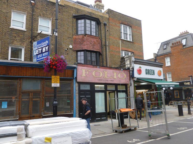 75 Chapel market London N1 9ER
